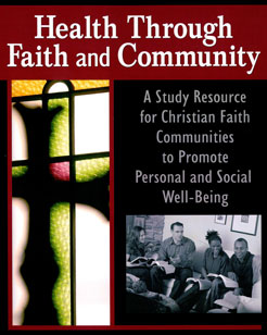 Health Through Faith and Community Book Cover